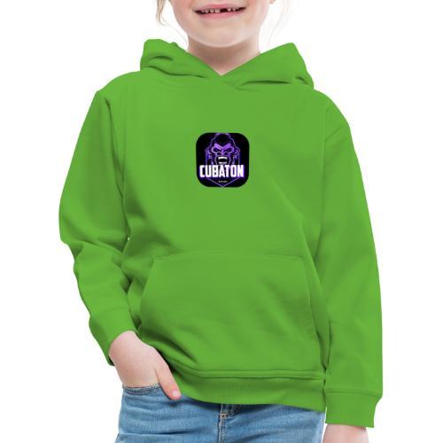 CUBATON - Sudadera con capucha premium niño