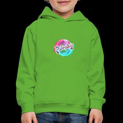 Polarities Logo - Kids' Premium Hoodie
