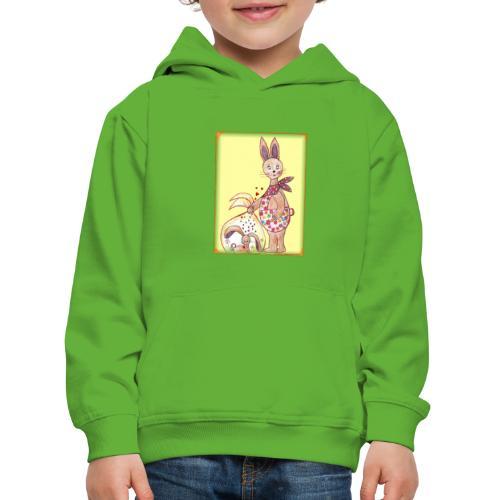 HäschenMama - Kinder Premium Hoodie