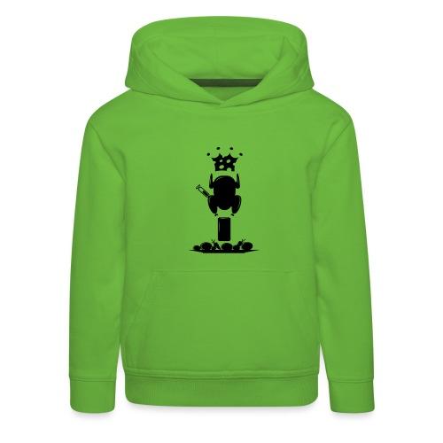 Bella maglietta per le donne 2 - Felpa con cappuccio Premium per bambini