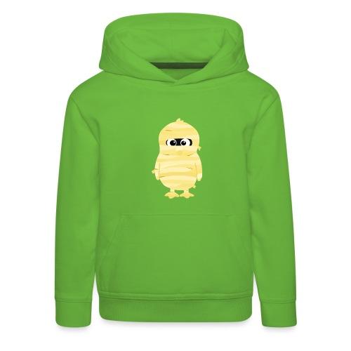 Pingouin Momie - Pull à capuche Premium Enfant