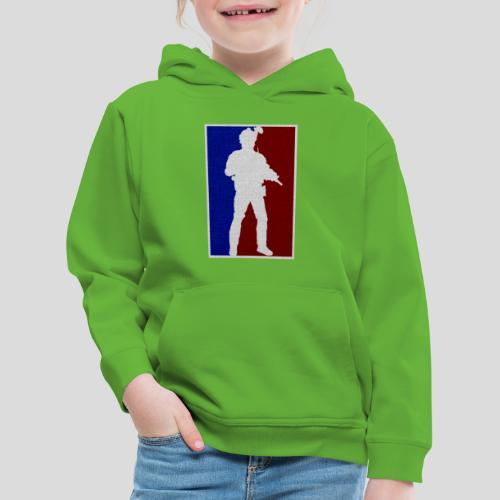 AIRSOFTER LEAGUE - Sudadera con capucha premium niño