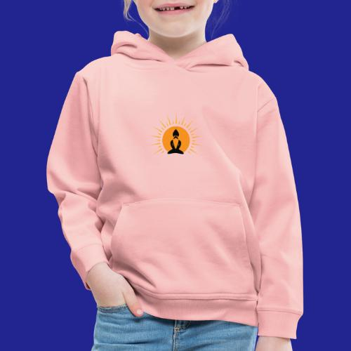 Guramylyfe logo no text black - Kids' Premium Hoodie