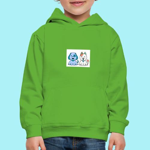 Pets animals - Pull à capuche Premium Enfant