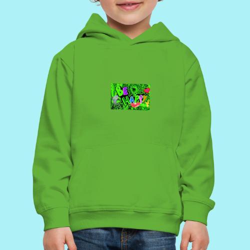 Be happy - Pull à capuche Premium Enfant