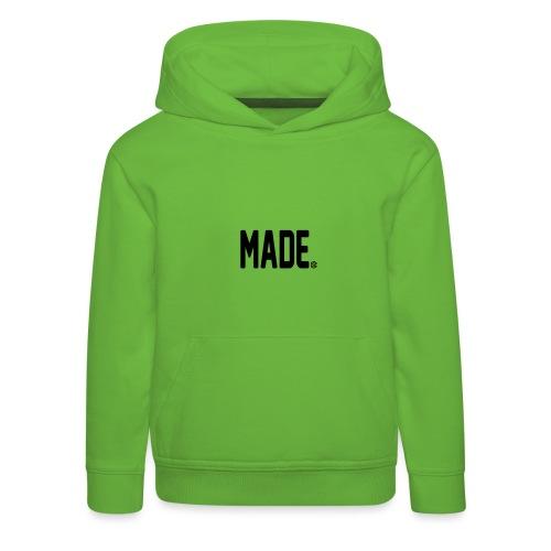 madesc - Premium-Luvtröja barn