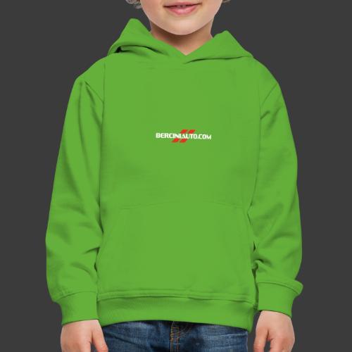 berciniauto - Felpa con cappuccio Premium per bambini