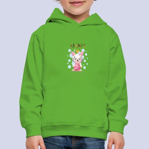 Nice Cat, Kitty Design for everyone - Kids' Premium Hoodie