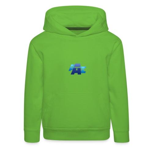 Logo unique - Pull à capuche Premium Enfant