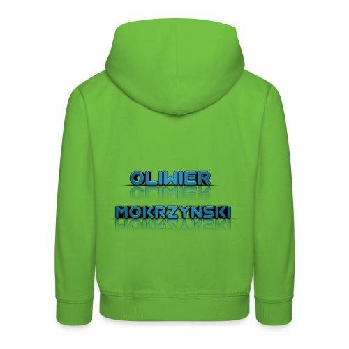 for kids Oliwier Mokrzynski - Kids' Premium Hoodie