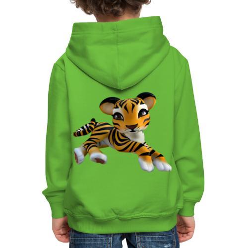 Little Tiger - Kinder Premium Hoodie