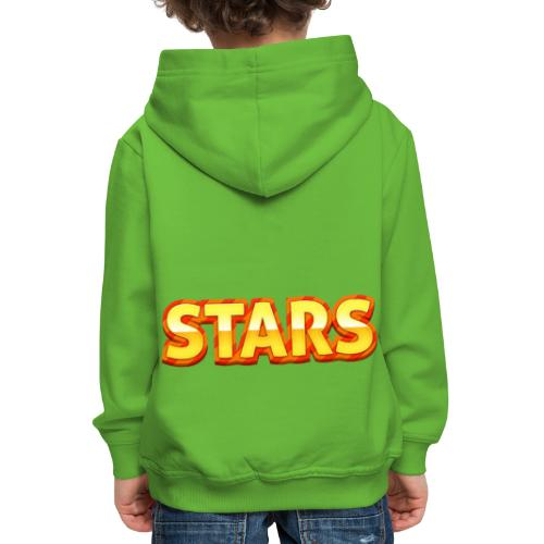 Stars - Premium-Luvtröja barn