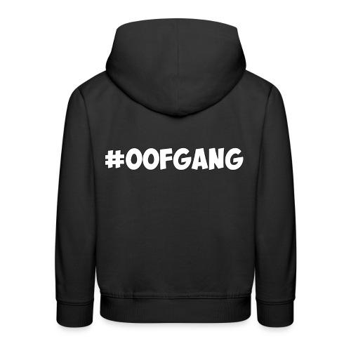 #OOFGANG MERCHANDISE - Kids' Premium Hoodie