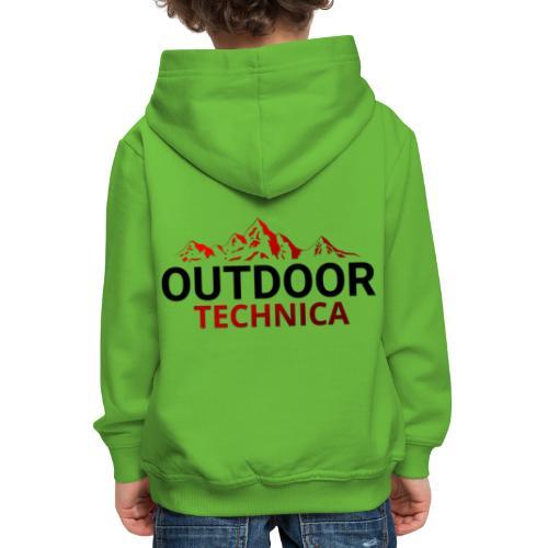 Outdoor Technica - Kids' Premium Hoodie
