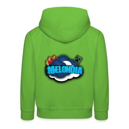 MelondianLogo - Lasten premium huppari