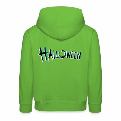 Halloween 'Tee' - Pull à capuche Premium Enfant