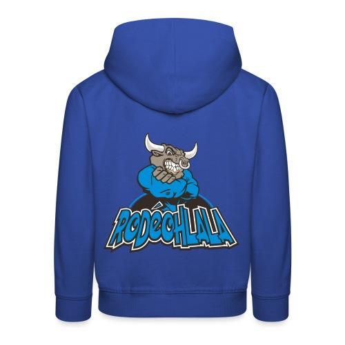 Rodéohlala - Pull à capuche Premium Enfant