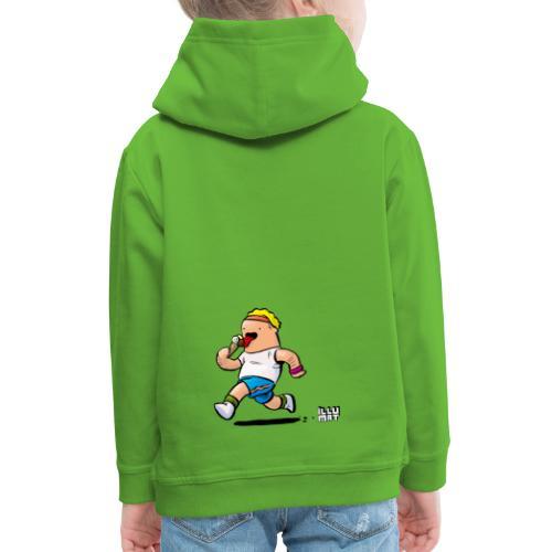 STE 0007 00 Eisdiaet - Kinder Premium Hoodie