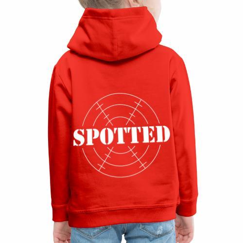 SPOTTED - Kids' Premium Hoodie