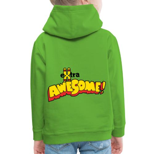 eXtra Awesome Down's Syndrome Tee - Kids' Premium Hoodie