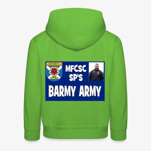 Barmy Army - Kids' Premium Hoodie