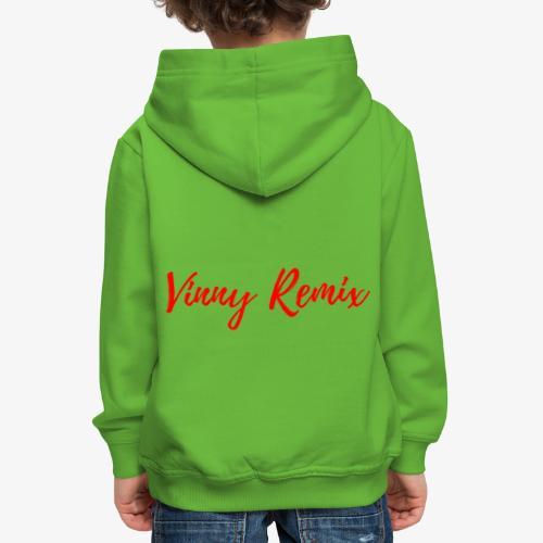 That's Vinny ART - Felpa con cappuccio Premium per bambini