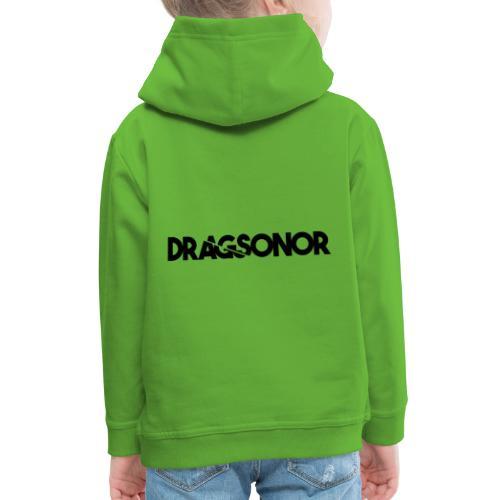 DRAGSONOR black - Kids' Premium Hoodie