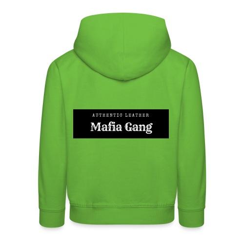 Mafia Gang - Nouvelle marque de vêtements - Pull à capuche Premium Enfant