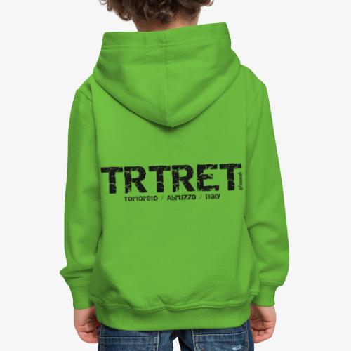 TRTRET - Felpa con cappuccio Premium per bambini