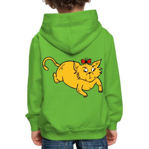 Miss Cat - Kinder Premium Hoodie