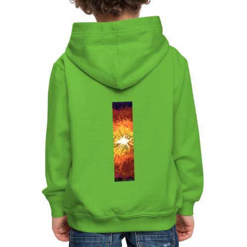 iv012tordergabe03 - Kinder Premium Hoodie