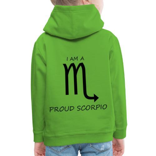 SCORPIO - Kids' Premium Hoodie