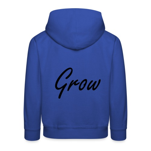 Grow - Kinder Premium Hoodie