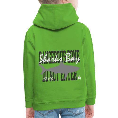 Sharks Bay - Kinder Premium Hoodie