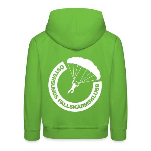 ÖFSK 2015 logo bröst - Premium-Luvtröja barn