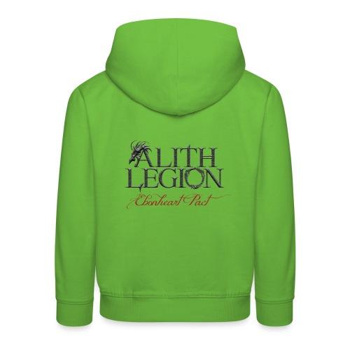 Alith Legion Logo Dragon Ebonheart Pact - Kids' Premium Hoodie