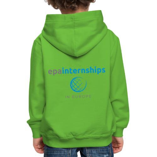 EPA Shirt Grey - Kids' Premium Hoodie