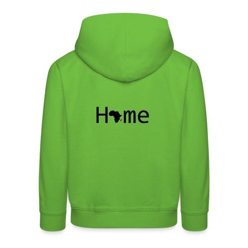 Sweet Home Africa - Kinder Premium Hoodie