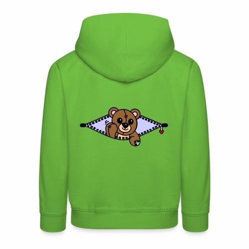 Bärchen - Kinder Premium Hoodie