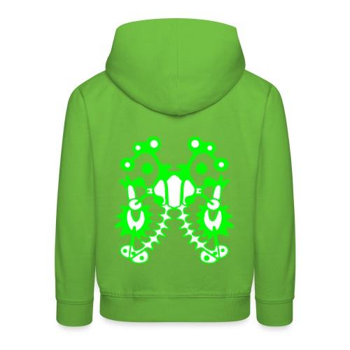 Tattoo T-Shirt Design - Kinder Premium Hoodie