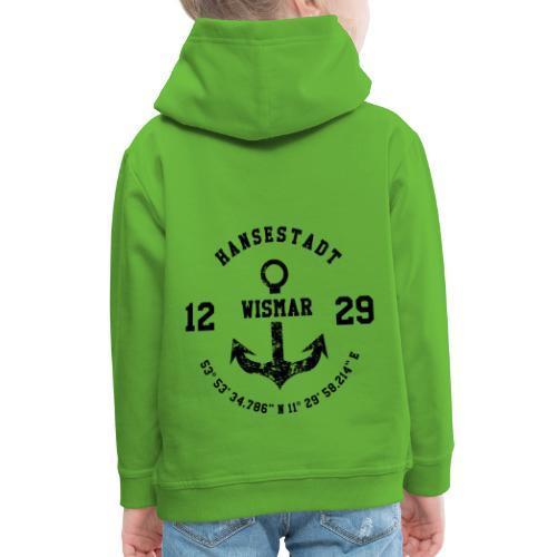 Hansestadt Wismar - Kinder Premium Hoodie