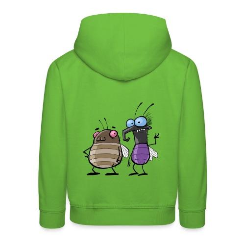 Teenager Premium Langarmshirt Insekten - Kinder Premium Hoodie