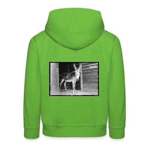 Zickenstube Esel - Kinder Premium Hoodie