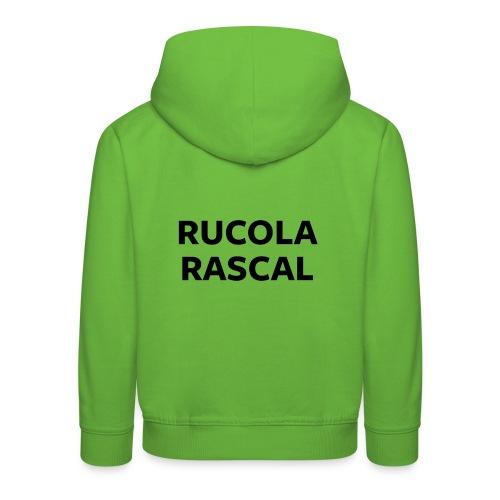Rucula Rascal - Kids' Premium Hoodie