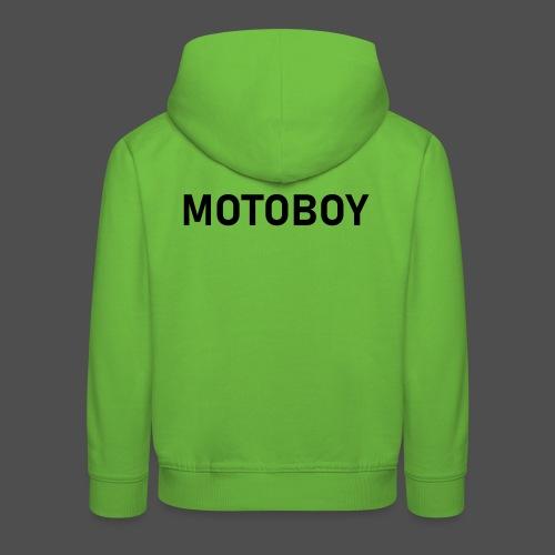 Motoboy - Kids' Premium Hoodie