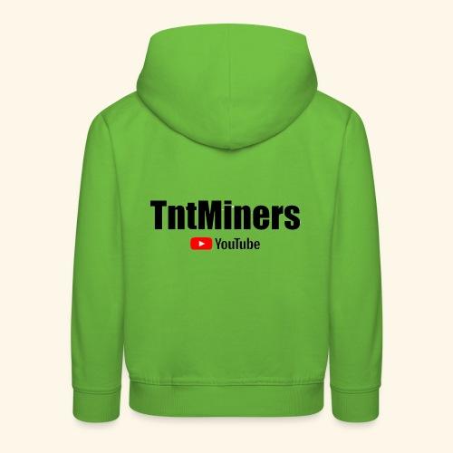 tnty - Premium-Luvtröja barn