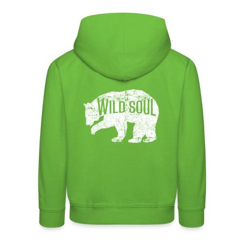Wilde Seele - Kinder Premium Hoodie