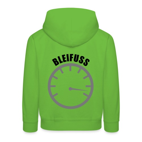 Bleifuss - Kinder Premium Hoodie
