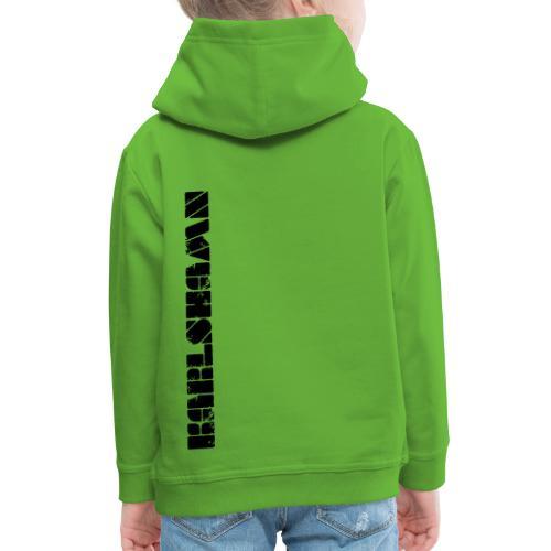 KARLSHAMN graphic - Premium-Luvtröja barn