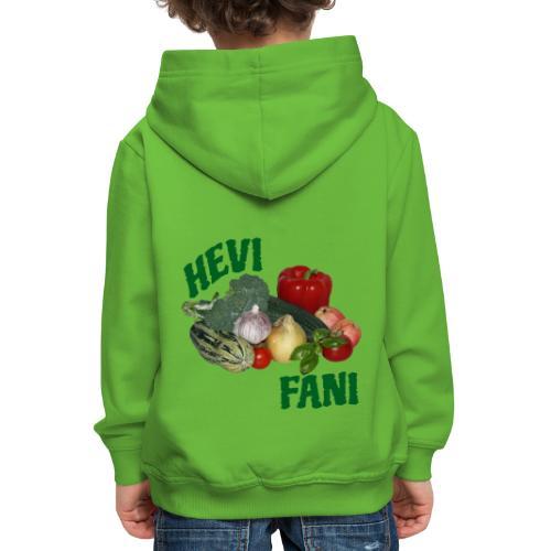 Hevi-fani - Lasten premium huppari